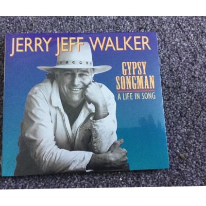 Gypsy Songman - A Life In Song - Jerry Jeff Walker - CD