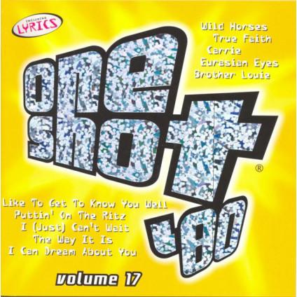 One Shot '80 Volume 17 - Various - CD