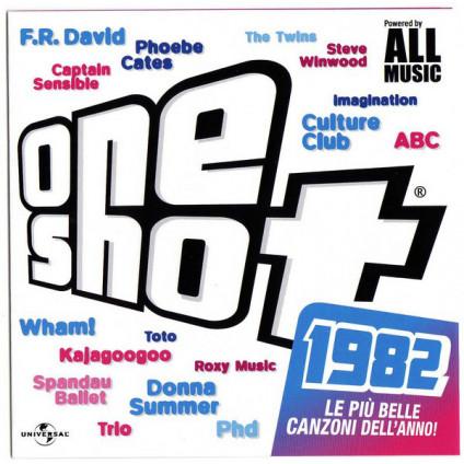 One Shot 1982 - Various - CD