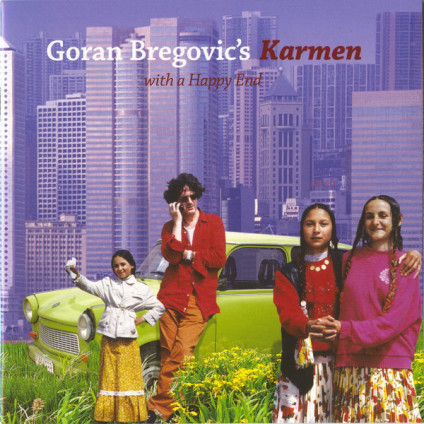Karmen (With A Happy End) - Goran Bregović - CD