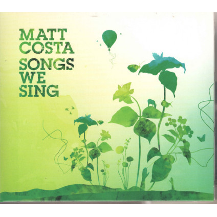 Songs We Sing - Matt Costa - CD
