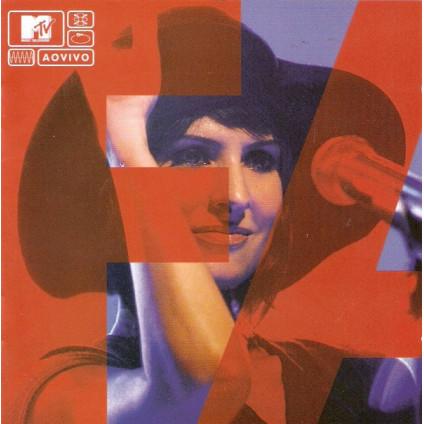 MTV Ao Vivo - Fernanda Abreu - CD