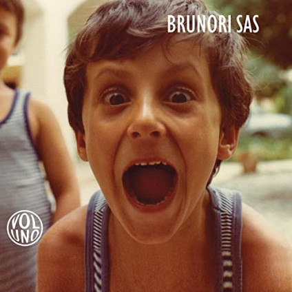 Vol.1 (180 Gr. Vinyl Cristal) - Brunori Sas - LP