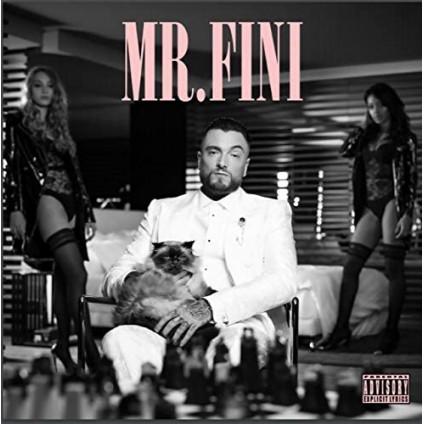 Mr. Fini (Vinile Bianco) - Gue Pequeno - LP