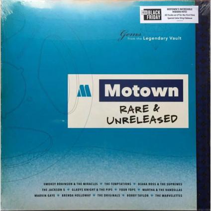 Motown Rare & Unreleased - Gems From The Legendary Vault - Various - LP