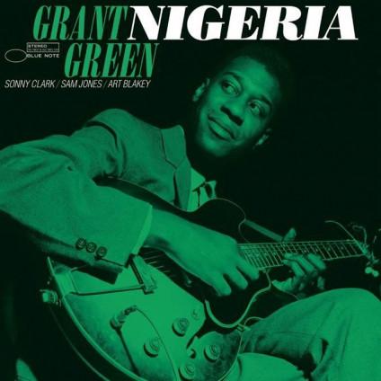Nigeria - Green Grant - LP