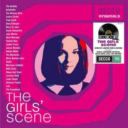 The Girls Scene (Rsd 2020) - Compilation - LP