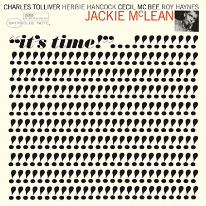It'S Time - Mclean Jackie - LP