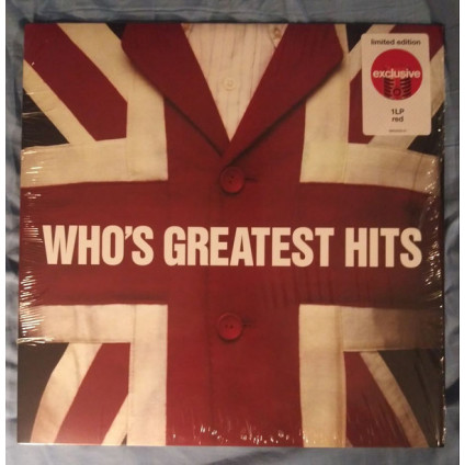 Who's Greatest Hits - The Who - LP