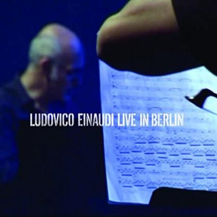 Live In Berlin - Einaudi Ludovico - CD