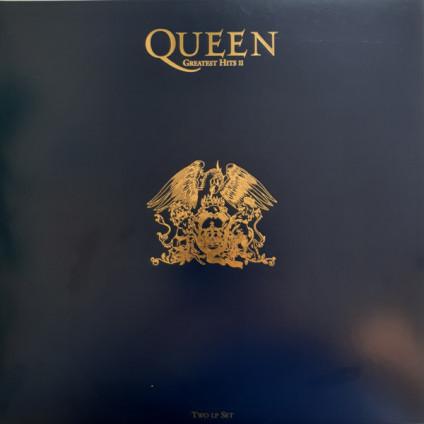 Greatest Hits II - Queen - LP