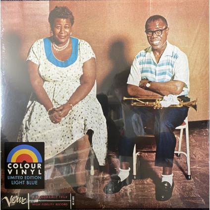 Louis Armstrong - Ella Fitzgerald - LP