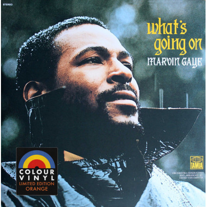 What's Going On - Marvin Gaye - LP