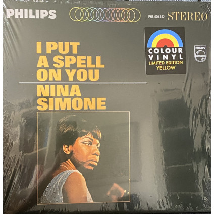 I Put A Spell On You - Nina Simone - LP