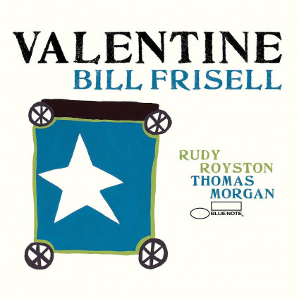 Valentine - Frisell Bill - LP