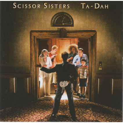 Ta-Dah - Scissor Sisters - CD