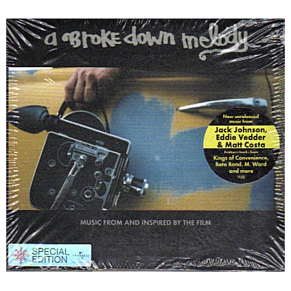 A Broke Down Melody - Various - CD