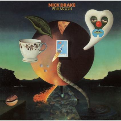 Pink Moon - Nick Drake - LP