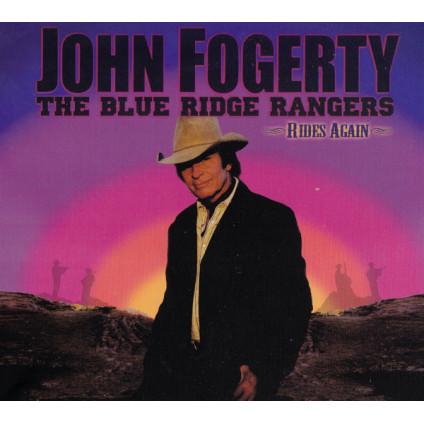 The Blue Ridge Rangers Rides Again - John Fogerty - CD