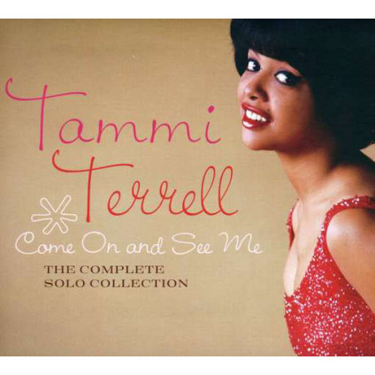 Come On And See Me: The Complete Solo Collection - Tammi Terrell - CD