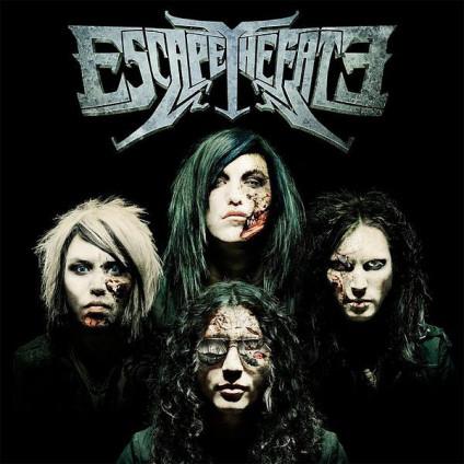 Escape The Fate - Escape The Fate - CD