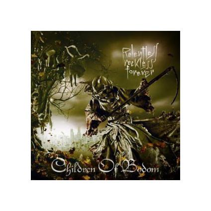 Relentless Reckless Forever - Children Of Bodom - CD