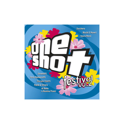 One Shot Festival Vol.2 - Various - CD