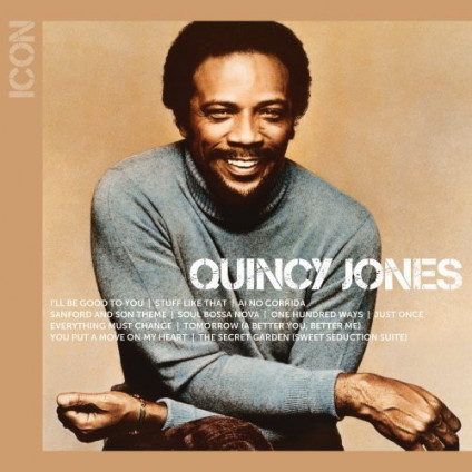 Icon - Quincy Jones - CD