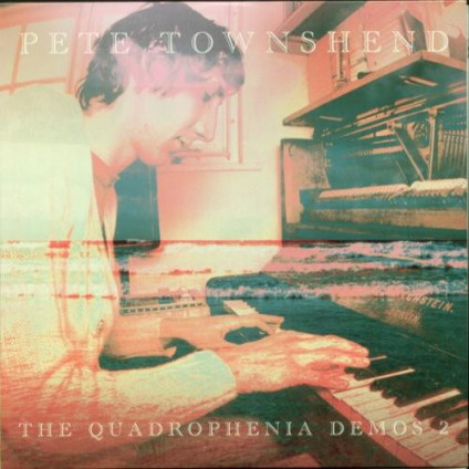 The Quadrophenia Demos 2 - Pete Townshend - LP