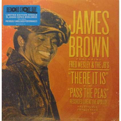 Fred Wesley & The JB's - James Brown - 7""