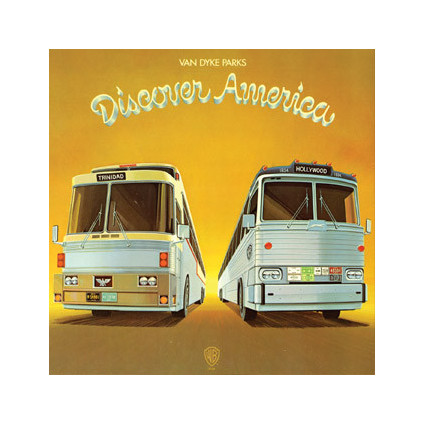 Discover America - Van Dyke Parks - LP