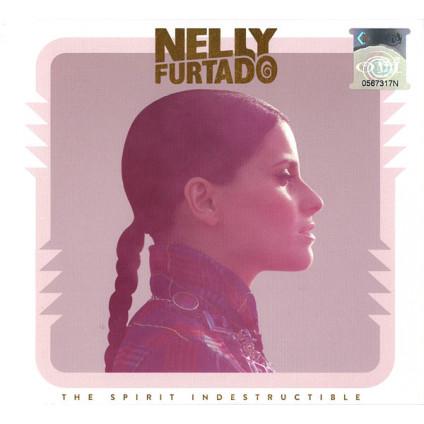 The Spirit Indestructible - Nelly Furtado - CD