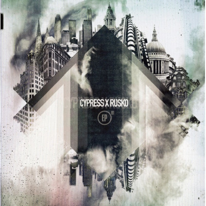 Rusko - Cypress - CD