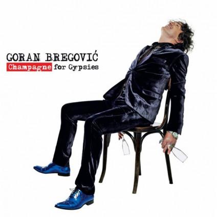Champagne For Gypsies - Bregovic Goran - CD