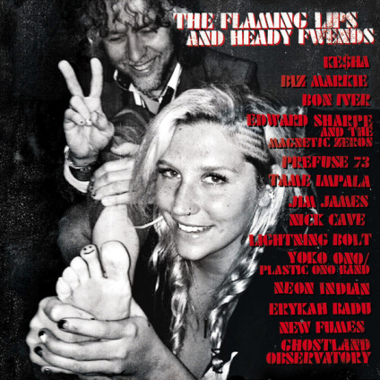 The Flaming Lips And Heady Fwends - The Flaming Lips - CD