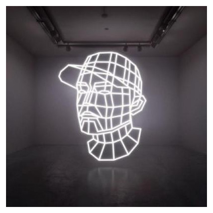 Reconstructed | The Best Of DJ Shadow - DJ Shadow - CD