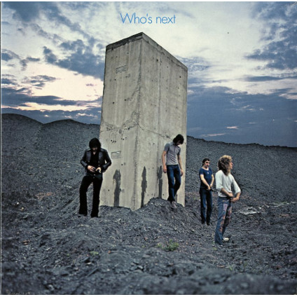 Who's Next - The Who - LP