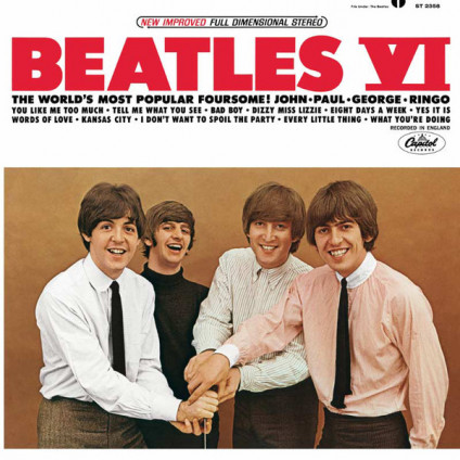 Beatles VI - The Beatles - CD