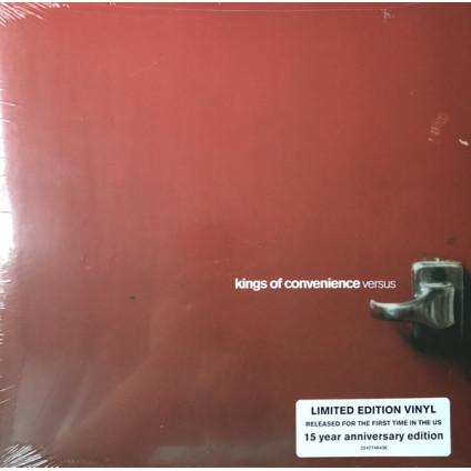 Versus - Kings Of Convenience - LP