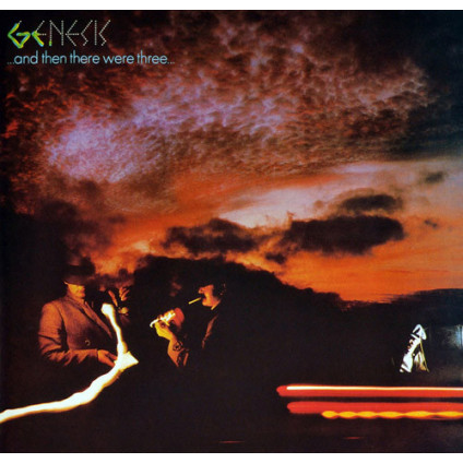 ... And Then There Were Three... - Genesis - LP