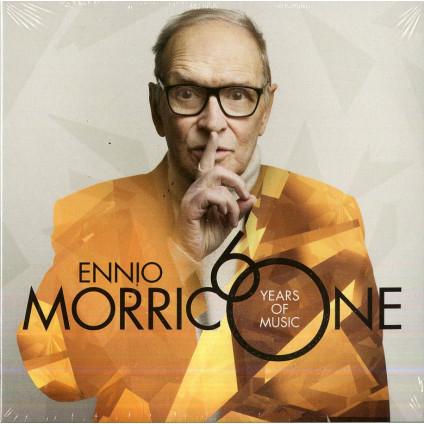 Morricone 60 Years Of Music (Deluxe Edt.Cd+Dvd) - Morricone Ennio - CD