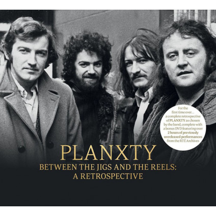 Between The Jigs And The Reels: A Retrospective - Planxty - CD