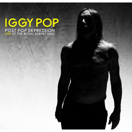 Post Pop Depression - Live At The Royal Albert Hall - Iggy Pop - LP
