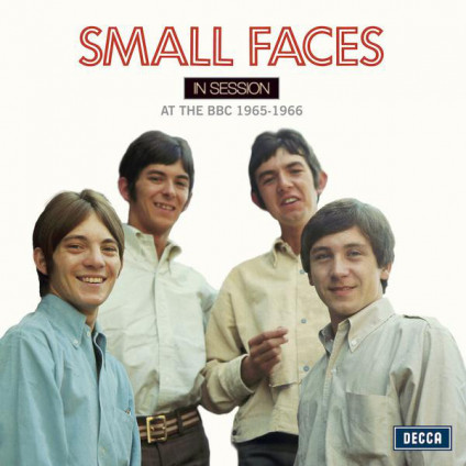 In Session At The BBC 1965-1966 - Small Faces - LP