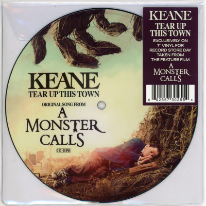 Tear Up This Town - Keane - 45