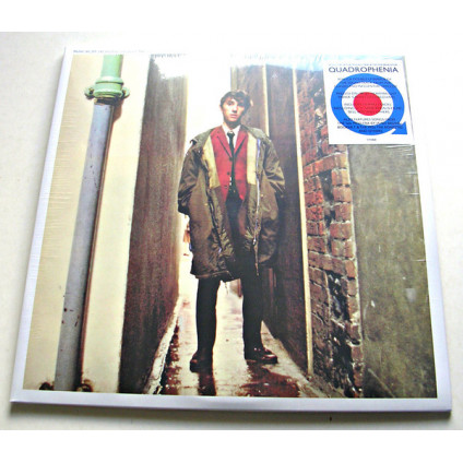 Quadrophenia (Music From The Soundtrack Of The Who Film) - Various - LP