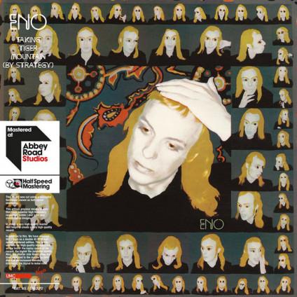 Taking Tiger Mountain (By Strategy) - Eno - LP