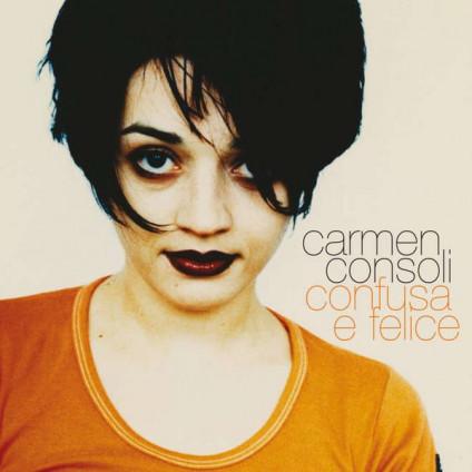 Confusa E Felice - Carmen Consoli - 45