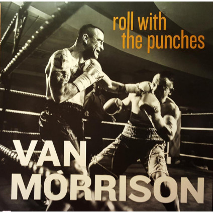 Roll With The Punches - Van Morrison - LP