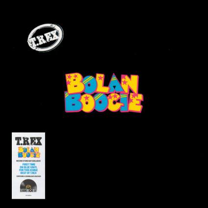 Bolan Boogie - T. Rex - LP